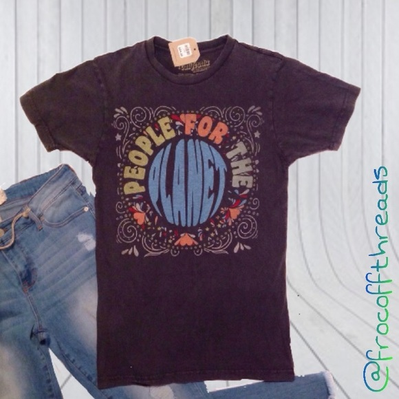 4670ce3940b4e Earthbound California Retrowear Vintage washed T